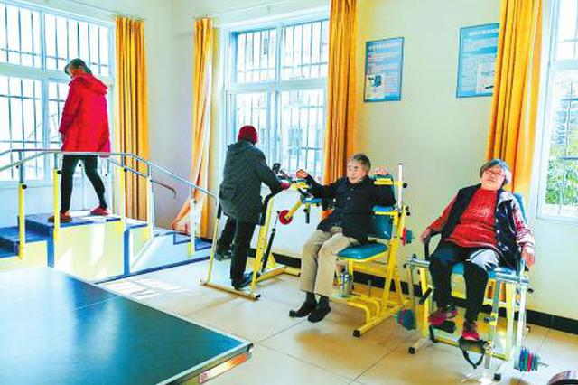 明年沈河区将新建14个居家养老服务中心