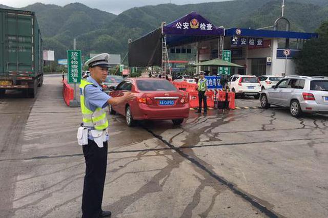28岁交警遭失控车碰撞 牺牲前推开事故车司机夫妇