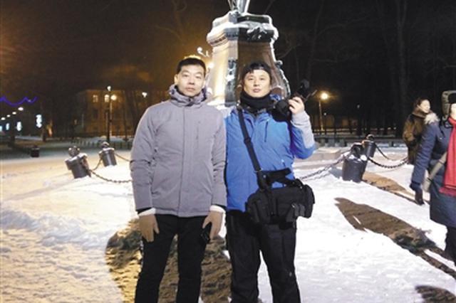 旅行团异国遇袭 两中国男子击退劫匪
