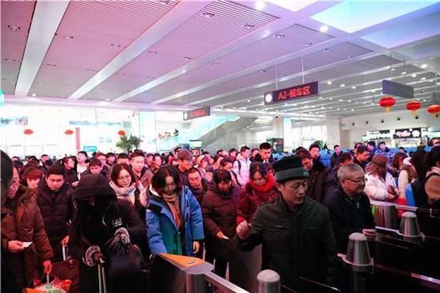 春运大幕开启 沈阳铁路预计发送旅客2700万人次