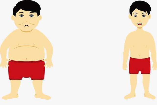 """""""中国第一胖""""成励志哥 半年多减重284斤长高2厘米"""