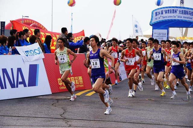 大连国际马拉松赛部分项目时间调整