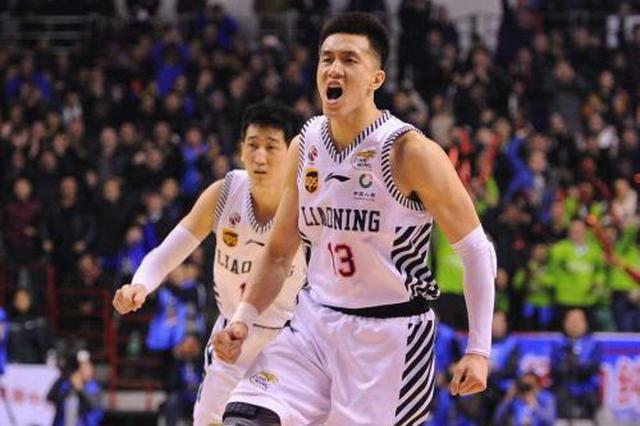 CBA季后赛:郭艾伦46分助辽宁双加时险胜福建