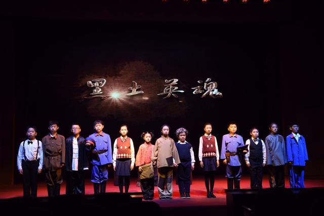 """沈阳""""九?一八""""历史博物馆国际博物馆日小小志愿者抗战舞台"""
