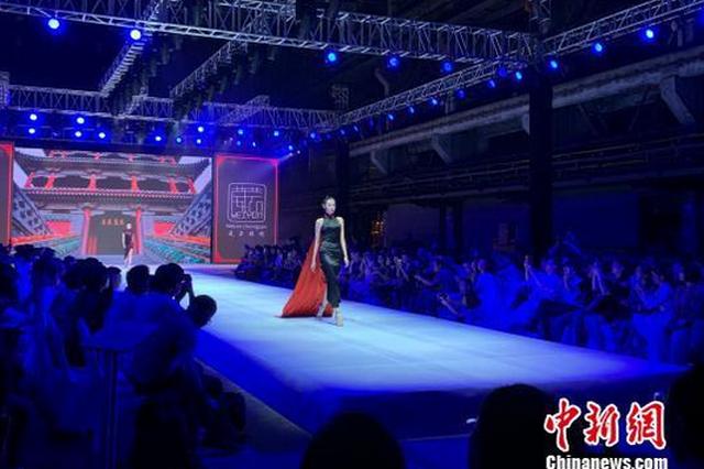 全国知名旗袍设计师携作品聚沈阳 与霓裳的时尚共舞