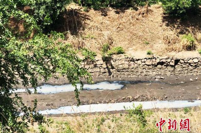 辽宁黑臭水体排查:污染事故不知情 部分河长制有名无实