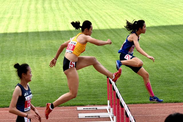 2019年全国少年(U18)田径锦标赛辽宁兴城圆满落幕