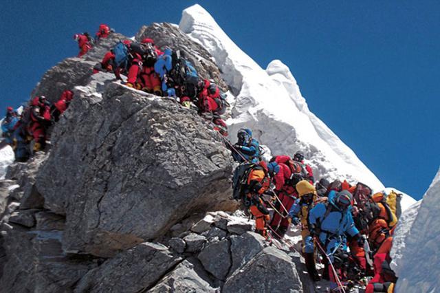 2019年珠峰中国一侧登山季结束 241人登顶2人死亡