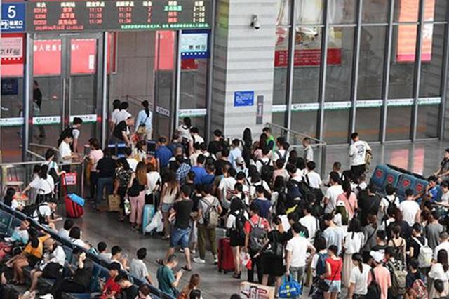 铁路迎假期客流最高峰 辽宁等多地加开列车