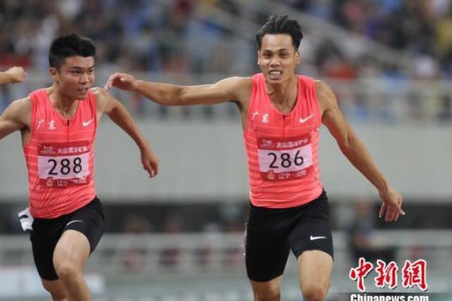 2019全国田径锦标赛沈阳开赛 名将杨洋百米飞人夺冠