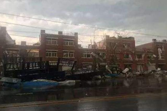 辽宁开原龙卷风受灾房屋8月底前完成修缮
