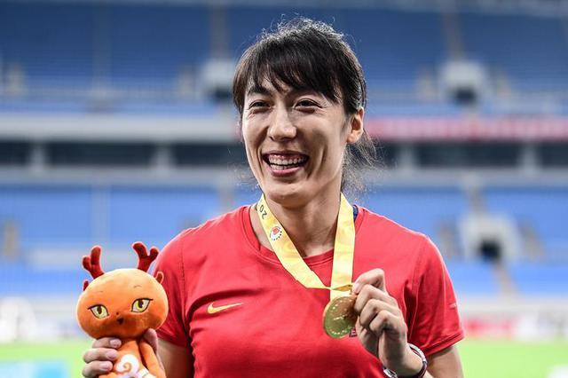 吕会会再破亚洲纪录为全国田径锦标赛完美收官