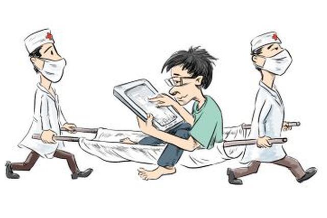 """举高手机就没事?医生告诉你如何避免""""手机脖"""""""