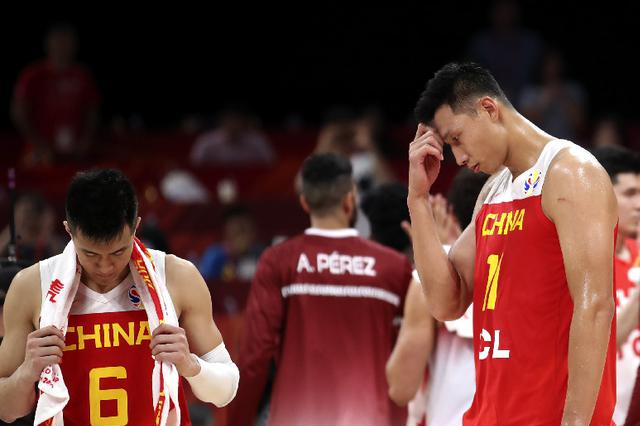 中国男篮不敌委内瑞拉 无缘篮球世界杯16强(图)