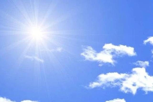 今日辽宁天气晴好 明天气温将回升到20度以上