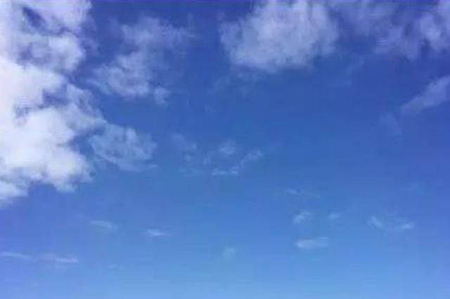 今天阳光明媚 寒冷酷爽 明天升温在即 温暖回归
