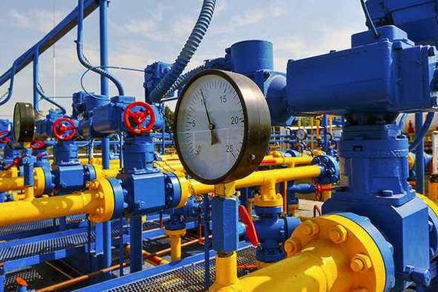 辽河天然气地下储气库群正式开工