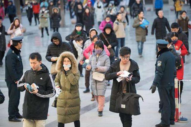 96.5万人参加2020年度国考笔试 平均40人竞争1岗