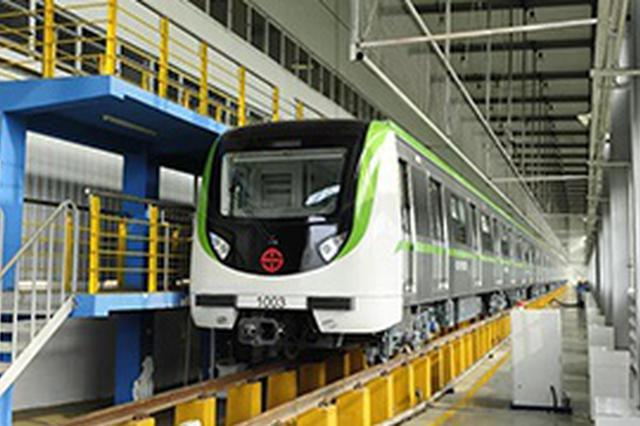 沈阳地铁十号线预计年底通车试运行
