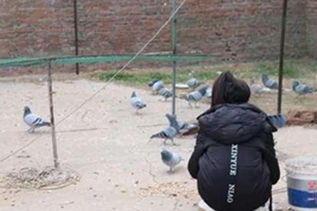"""辽宁黑山15岁女孩长了一张""""60岁的脸"""" 志愿者为她点亮一束光"""