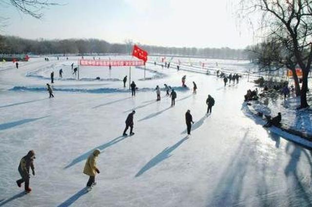 沈阳1万平米户外冰场将免费开放