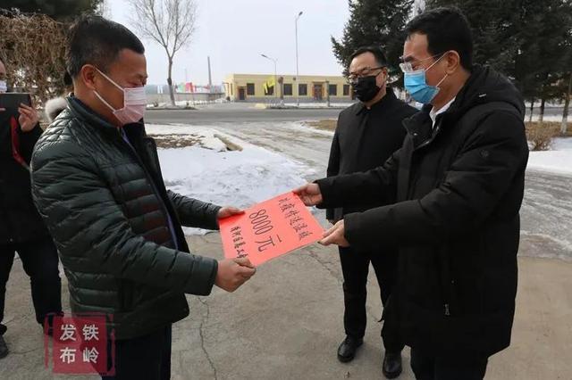 清河区总工会为企业和职工抗疫保驾护航