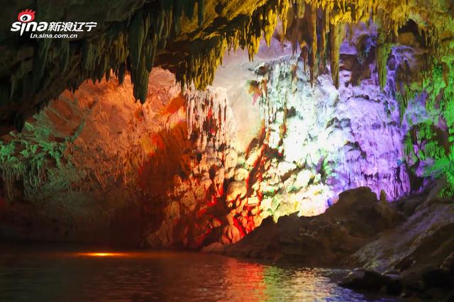 #夏游水洞 清凉一夏#让我们一起欣赏本溪水洞的独特魅力