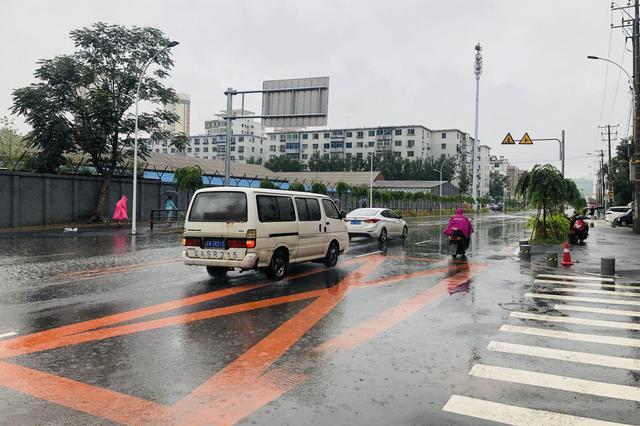 今日午后,辽宁这些地方暴雨大暴雨