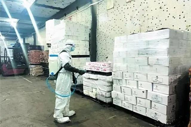 大连:加强进口高风险非冷链集装箱货物检测和预防性消毒
