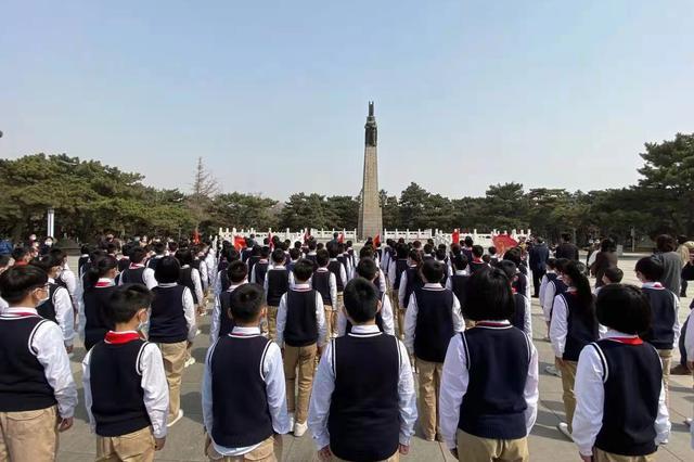 《缅怀先烈志 共铸民族魂》清明节铭记活动在沈阳举办