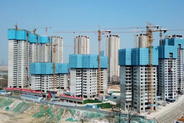 沈陽以新技術推動現代建筑產業升級
