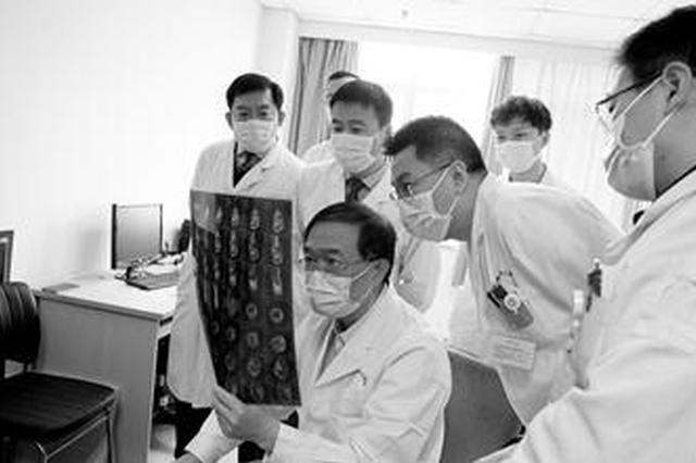沈医附属中心医院专家工作站已达9个