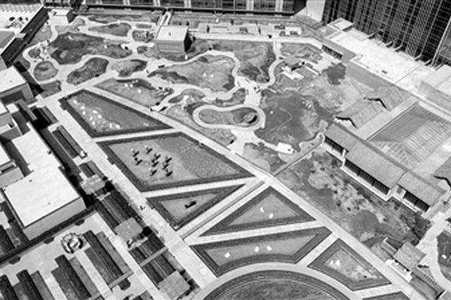 沈阳首个空中雕塑公园5月1日起开放