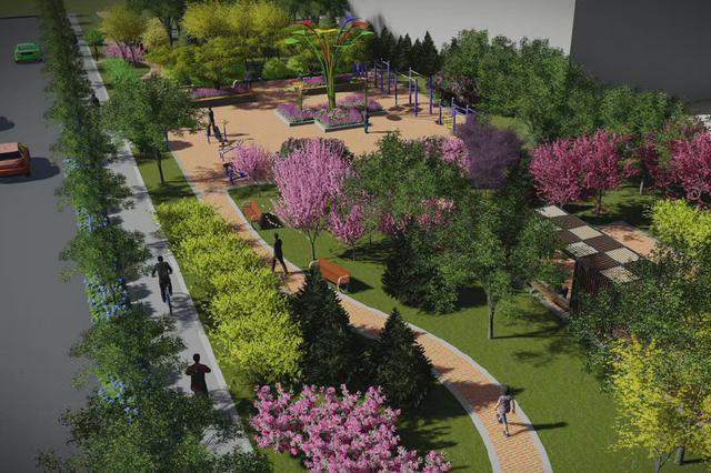 沈阳今明两年建设1000个口袋公园