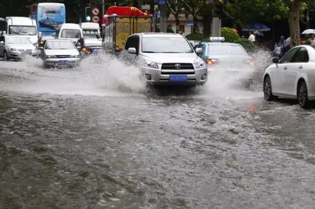 辽宁今日进入气象意义汛期 较常年早了7天