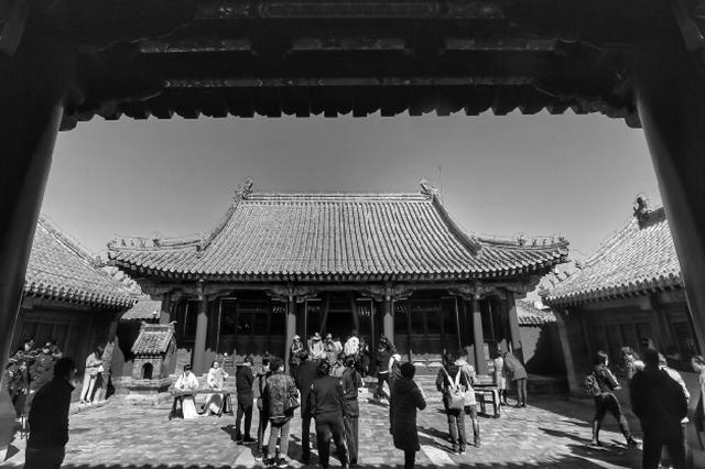 沈阳故宫将扩大开放范围