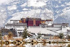 冬游西藏,回归心中的香格里拉
