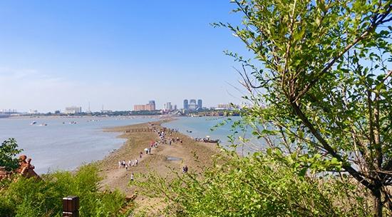 笔架山:保持生态原貌 推动绿色发展