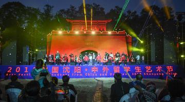 2018中国沈阳·中外留学生艺术节举办