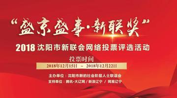 沈阳市新联会网络投票评选活动启动