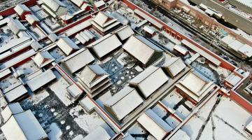 雪后盛京魅力无穷