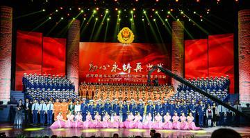 沈阳市消防宣传月启动仪式在沈举行