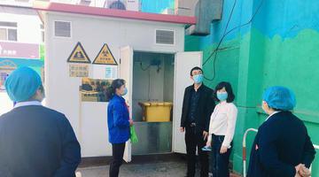沈阳铁西区40所医疗机构环境大提升