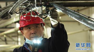 中国铁路沈阳局积极应对强降温