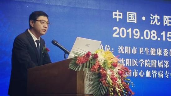 沈阳医学院附属第二医院院长 陈振军