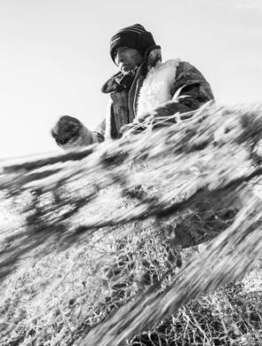 查干湖冬捕 坚守原始鱼猎文化