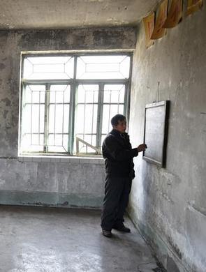 辽宁大山深处:两个人的课堂