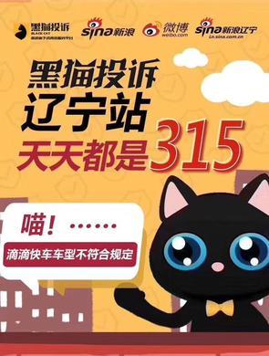 黑猫投诉辽宁站上线啦