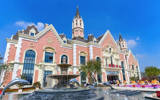 沈阳恒大文化旅游城示范区销售中心
