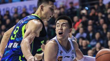 CBA季后赛对阵出炉:京沪胜者对决辽篮